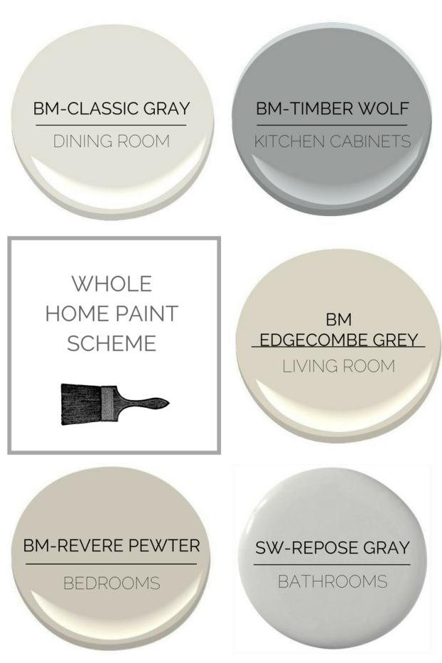 Neutral Paint Scheme